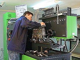 Сервис и ремонт спецтехники